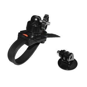 Image 5 - Support de fixation de ceinture de vélo réglable Gopro pince de fixation de support pour Gopro Hero 7 6 5 4 3 + 3 xiaomi yi 4K haute qualité