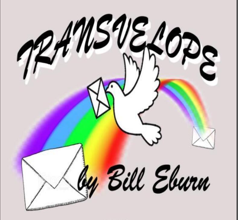 Transvelope By Bill Eburn.-Magic Tricks  Online Instruction