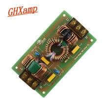 Ghxamp 10A EMI מסנן אספקת חשמל לוח עבור מגבר 3 שלב EMI מסנן אודיו חשמל טיהור לוח 1 מחשב
