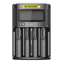 Nitecore UMS4 UMS2 Intelligente Qc Snelle Opladen 4A Grote Stroom Multi Compatibele Usb Charger