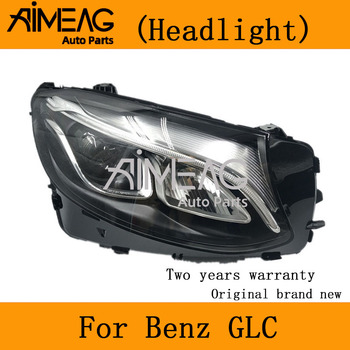 Made for  LED of Benz GLC200 260 300L headlights  semi-assembly brand-new headlamp