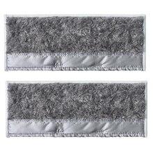 Моющиеся и многоразовые моющие подушечки для IRobot Braava M6, тряпка для уборки швабры, пылесос для уборки пола, аксессуары Soft Tex