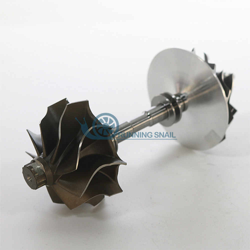Turbo rotor GT2052S 703389 Voor Hyundai Mighty Truck Bus HD72 Motor D4AL-703389-5002 S 28230 41431