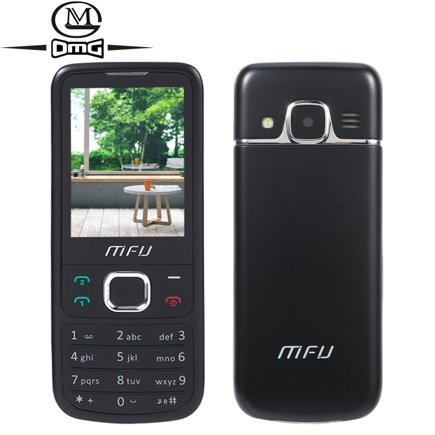 Russian keyboard mini mobile phone 2.4