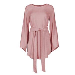 Image 3 - Plusขนาด2ชิ้นชุดผู้หญิงชุดFemme 2ชิ้นเสื้อผ้าชุดสีชมพู2ชิ้นชุดด้านบนและกางเกงRoupa femininasเสื้อผ้าชุด