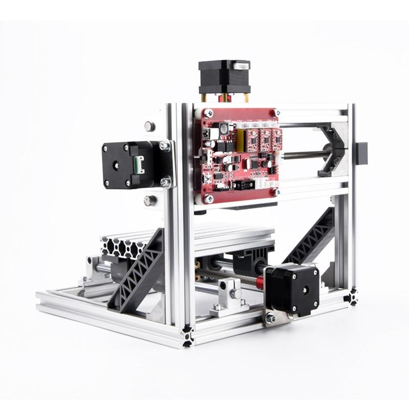 CNC 1610 met ER11, diy cnc-graveermachine, mini-pcb-freesmachine, - Houtbewerkingsmachines - Foto 2