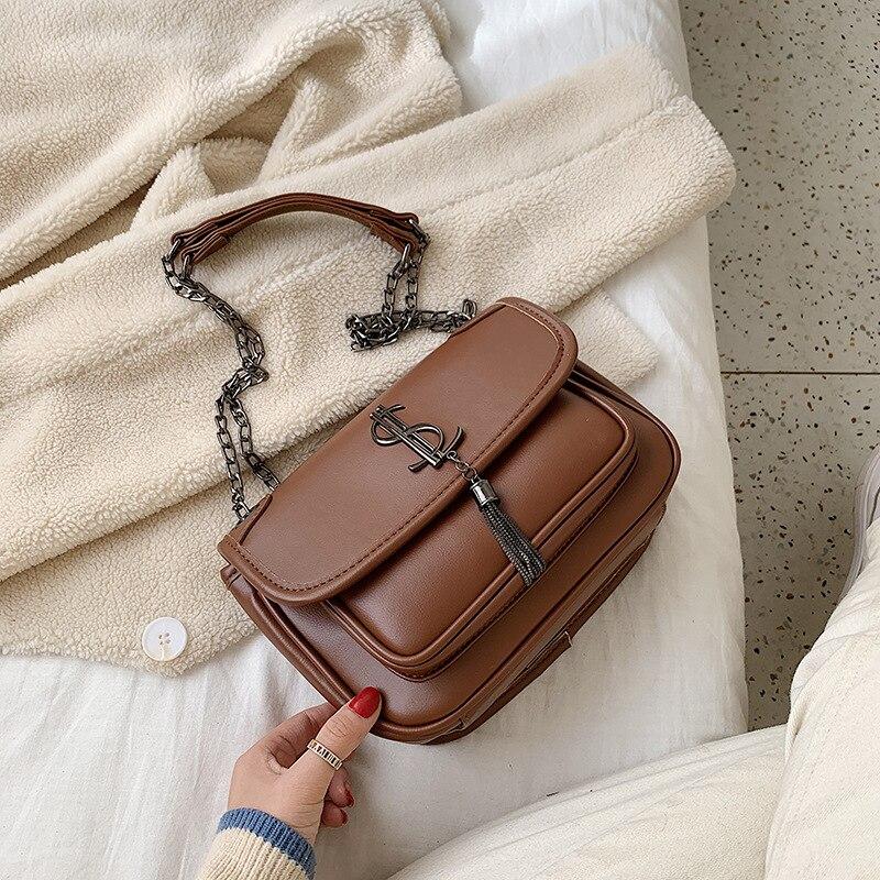 2020 New Luxury Handbags Women Bags Designer Crossbody Bags Women Small Messenger Bag Women's Shoulder Bag Bolsa Feminina