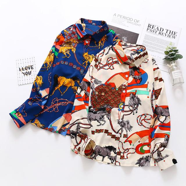 Fashion Women Blouses Shirts  3