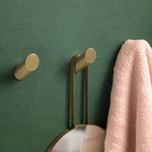 Brass Hook For Wall Bathroom Hook For Hanging Coat Hook Towel Hook Clothes Hook Robe Hook for Keys Furniture Hardware