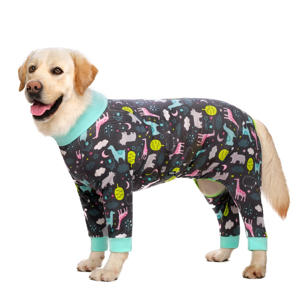Dogs Pajamas For Pet Dogs Clothes  (8)