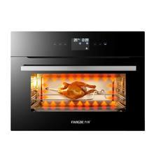 38 litros de grande capacidade built-in forno casa embutido comercial forno elétrico multifuncional ferramenta de cozimento principal eletrodomésticos