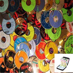 Image 3 - 288 枚組 cd dvd ケース収納袋アルバムホルダーボックスカバーオーガナイザーディスク収納財布