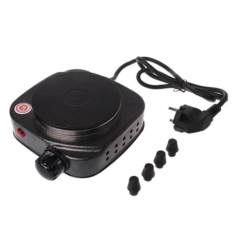 MEXI Mini EU вилка электрическая плита кофейная нагревательная плита 500 Вт Многофункциональный комплект бытовой техники