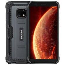 Blackview-teléfono inteligente BV4900, resistente al agua, Android 10, 4G, 3GB + 32GB, IP68, a prueba de golpes, 5580mAh, 5,7