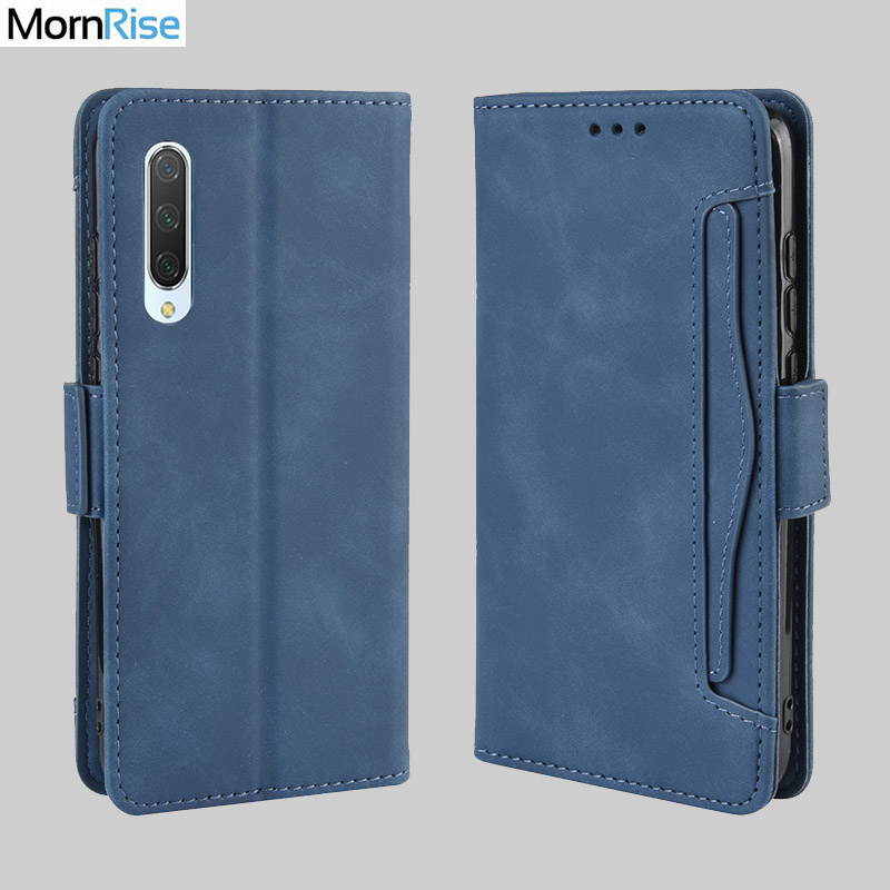For <font><b>Xiaomi</b></font> <font><b>MI</b></font> A3 Wallet Case Magnetic Book Flip <font><b>Cover</b></font> For <font><b>Xiaomi</b></font> <font><b>MI</b></font> A3 lite Card Photo Holder Luxury Leather Mobile Phone Fundas image