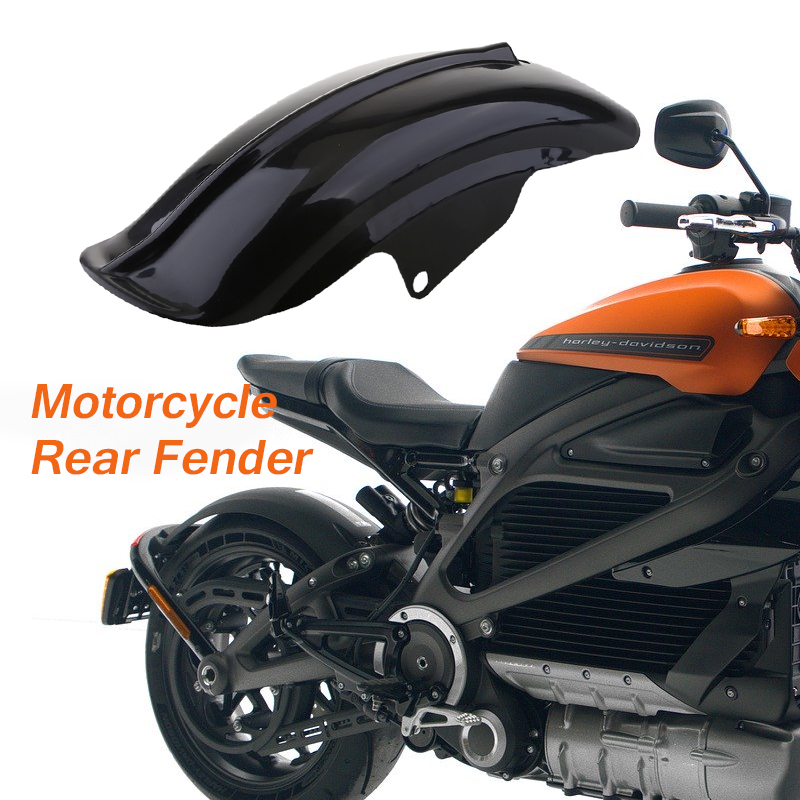 Motorcycle Rear Fender Protector Mudguard Cover For Sportster XL883 XL1200 1994-2003 Retro Motorcycle Accessories 2019 New