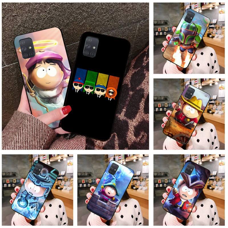 Hot Sale 7901ec South Park Painting Art Painted Phone Case For Samsung Galaxy A21s A01 A11 A31 A81 A10 A20 A30 A40 A50 A70 A80 A71 A51 Cicig Co