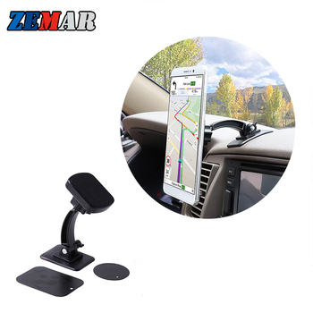 Car Dashboard GPS Stand Phone Holder for BMW G20 E92 E30 E34 X3 E83 F25 X6 E71 F11 E38 F22 F34 E61 E93 F15 E65 F32 F33 F36 E63 M image
