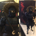 In Stock 1/6 TD-01 Full Set Japan Hell Ninja Collection 12 inches Action Figure Doll Weapon Model for Fans Gifts