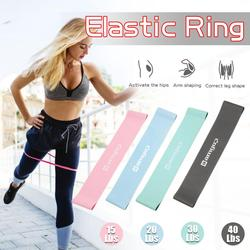 4pcs Workout Resistance Bands Latex Fitness Bands for Sports Exercise Elastic Gymnastic band Training Gum Fitness Equipment