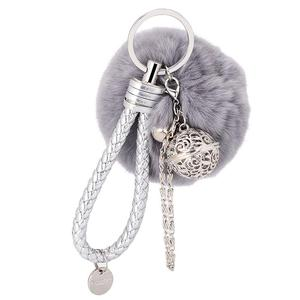 Women Hollow Ball Bell Chain P
