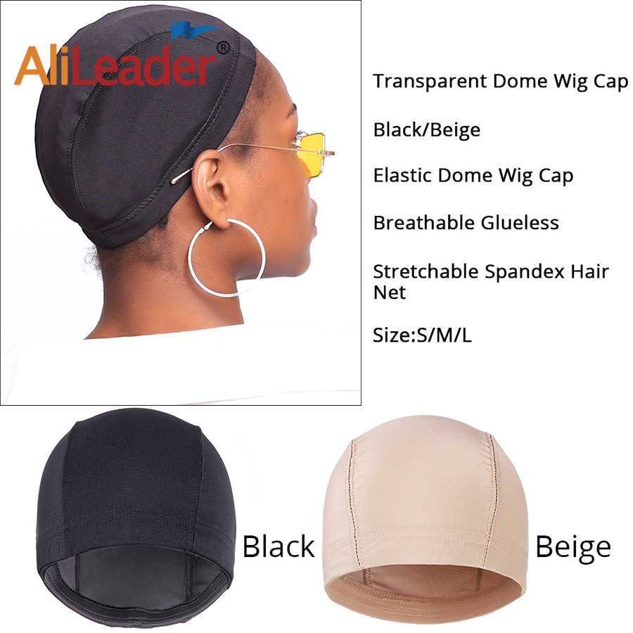 one size fits all 2 WIG CAP breathable stretchable wig cap BRAND NEW