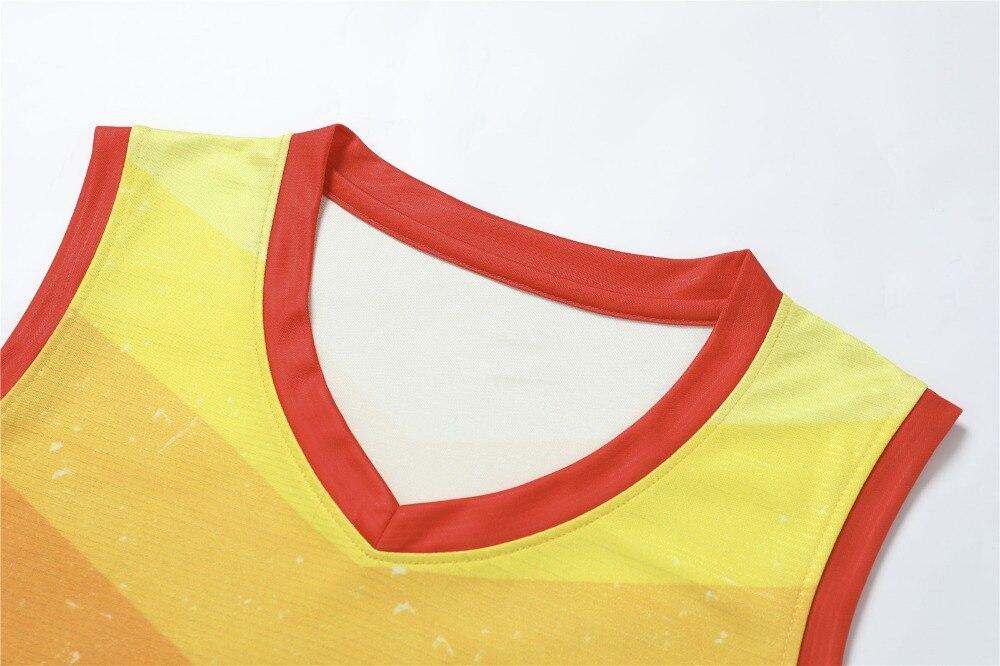 feminino kits de basquete uniformes treino juventude