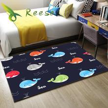 Nordic Design Cartoon Kids Girl Large Carpet Room Non-slip Antifouling For Bedroom Parlor Factory Direct Supply
