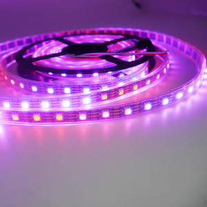 Image 5 - 5m/lot WS2815 pixel led strip light;DC12V 30/60 pixels/leds/m;IP30/IP65/IP67;Addressable Dual signal Smart led strip tape