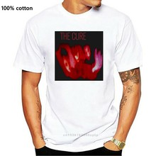 The Cure Pornography Robert Smith Goth Rock Official Tee T-Shirt Mens Unisex Cotton Harajuku Funny Tee Shirt
