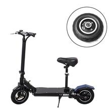200x50 Electric Scooter Solid Wheel No Air 8 Inch Scooter Wheel With Solid Tire for Xiaomi Mijia M365 MI Electric Scooter suitable for xiaomi m365 electric scooter solid honeycomb explosion proof stab proof tire free inflatable rubber tire 8 5 2 0