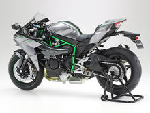 1/12 Motocyle montaż Model Kawasak Ninja H2 zestawy do budowania motocykli z włókna węglowego Typ modelu samochodu DIY dla dorosłych Tamiya 14136