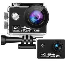 Экшн камера 4k wifi ultra hd 60fps 24mp 20 ''170d sport