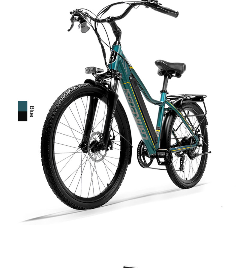 Clearance 26inch Electric mountain bike 36V lithium battery travel electric bicycle lighweight Ebike 22
