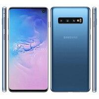 G973FD Original Samsung Galaxy S10 Duos G973FD teléfono móvil Globla versión 6,1