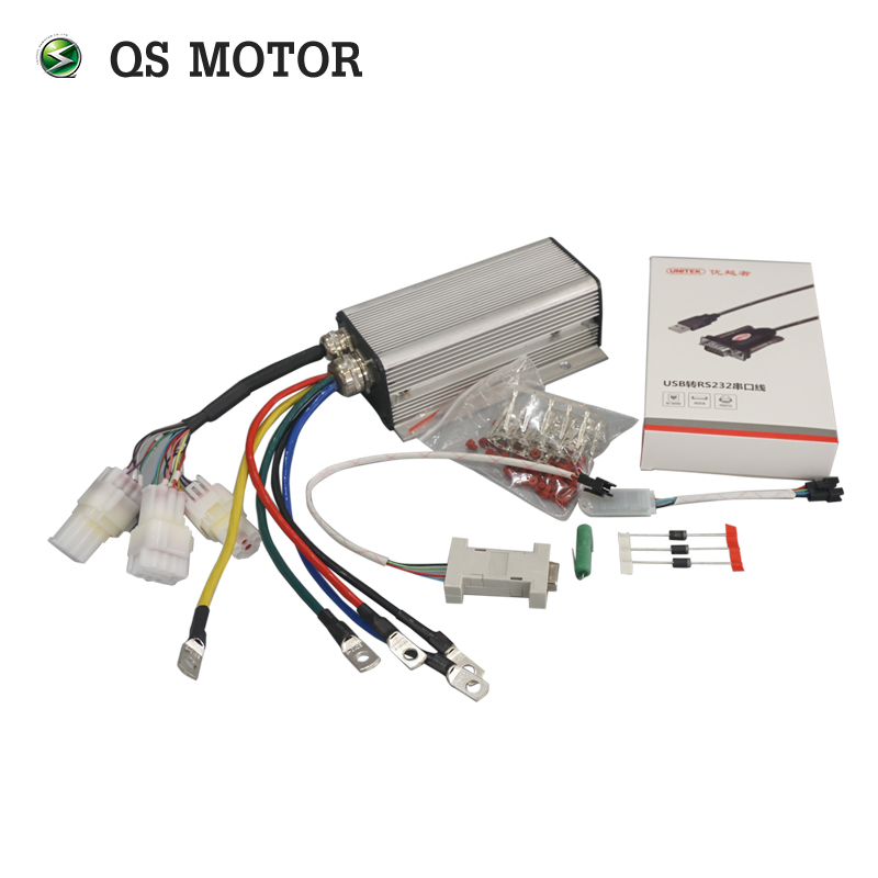 Kelly Controller KLS7212S KLS Series ,24V-72V,120A,SINUSOIDAL  CONTROLLER For Motor 72V1000W ,