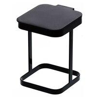 Office Small Garbage Bin Desktop Trash Can Flip Lid Living Room Paper Basket Home Storage Table Mini