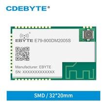 CC1352P 868MHz 915MHz 20dBm 2.4GHz 5dBm SMD E79 900DM2005S IoT Transceiver IPEXโมดูลไร้สาย