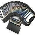 Оптовая продажа, бумажная коробка для упаковки ресниц, коробки для ресниц, фотобумага 10 мм-25 мм, чехол для ресниц из норки оптом