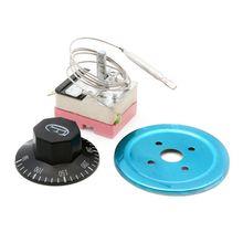 50-300c термостатом Контроль температуры переключатель для электрической духовкой AC 220V 16A