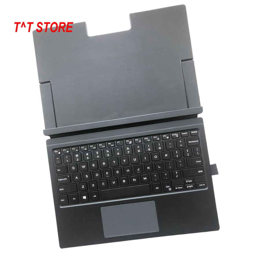 For Dell Latitude 7275 for XPS 12 9250 Ultrabook Keyboard Base Dock Case K14M English version free shipping|Computer Cables & Connectors|   - AliExpress