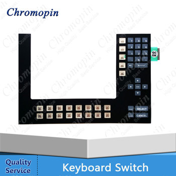 Membrane Keyboard Switch for AB 2711E-K14C6X 2711EK14C6X PanelView 1400E Replaced Button Film