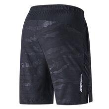 FANNAI pantalones cortos para correr para hombre, Crossfit, de secado rápido, para gimnasio, con bolsillo
