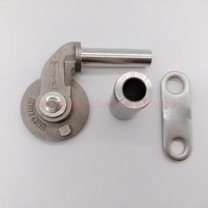 Image 2 - CAWA, CAWB, CBFA, CBLA 2.0T 53039700290 06J145702K JH5 RHF5 K03 Turbo Parts Wastegate Rattle Flapper  AAA Turbocharger Parts