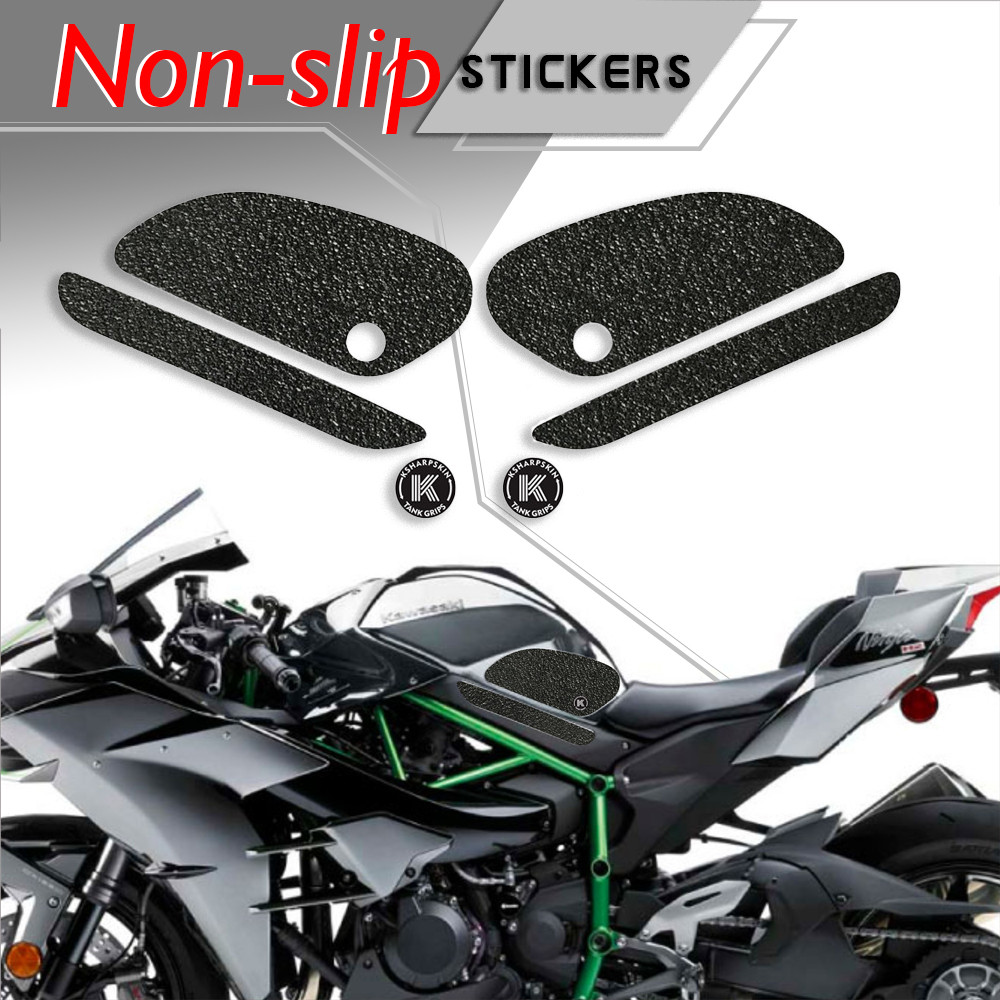 Tank Traction Gas Pad Fuel Grips Side Decals Sticker For Honda CBR500R 2013-2015