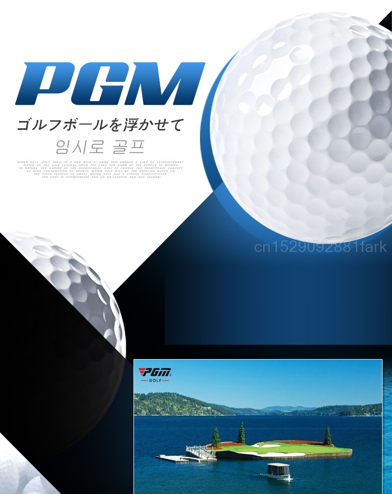 Bolas de Golfe Prática Indoor Outdoor Training Aids