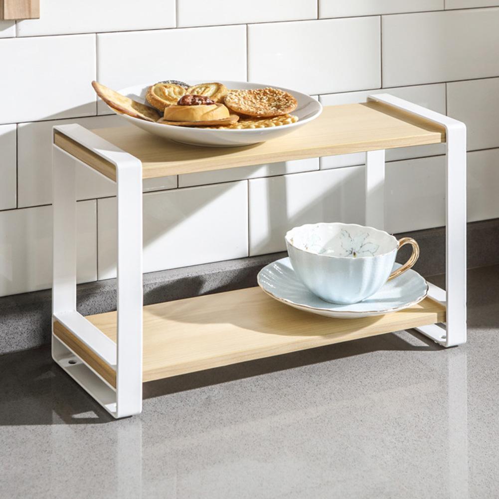 Кухонная полка для хранения инструментов, деревянный органайзер для трав, элегантная кухонная посуда, контейнер для приправы, гаджеты для х