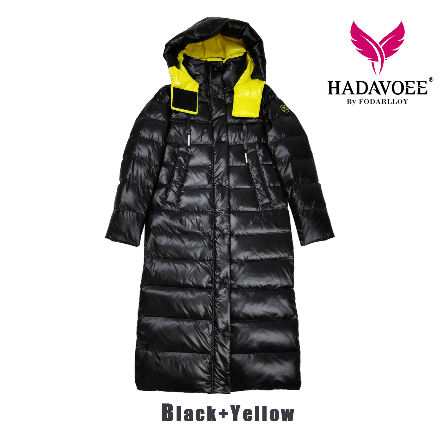 2019 Fashion winter   Coat   Jacket Women's Hooded Warm Parkas Hight Quality Female Hooded jacket New Winter Collection