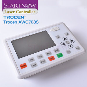 Image 3 - Trocen AWC708S 708S CO2 Laser Controller Board Replace Ruida System CNC Control Card 708C For Laser Cutting Machine Spare Parts