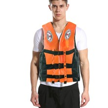 Спасательный жилет для взрослых, Жилет Для Каяка, лыж, плавучесть, рыбалка, лодка, водные виды спорта, плавание на лодке, лыжная куртка, ошейн...